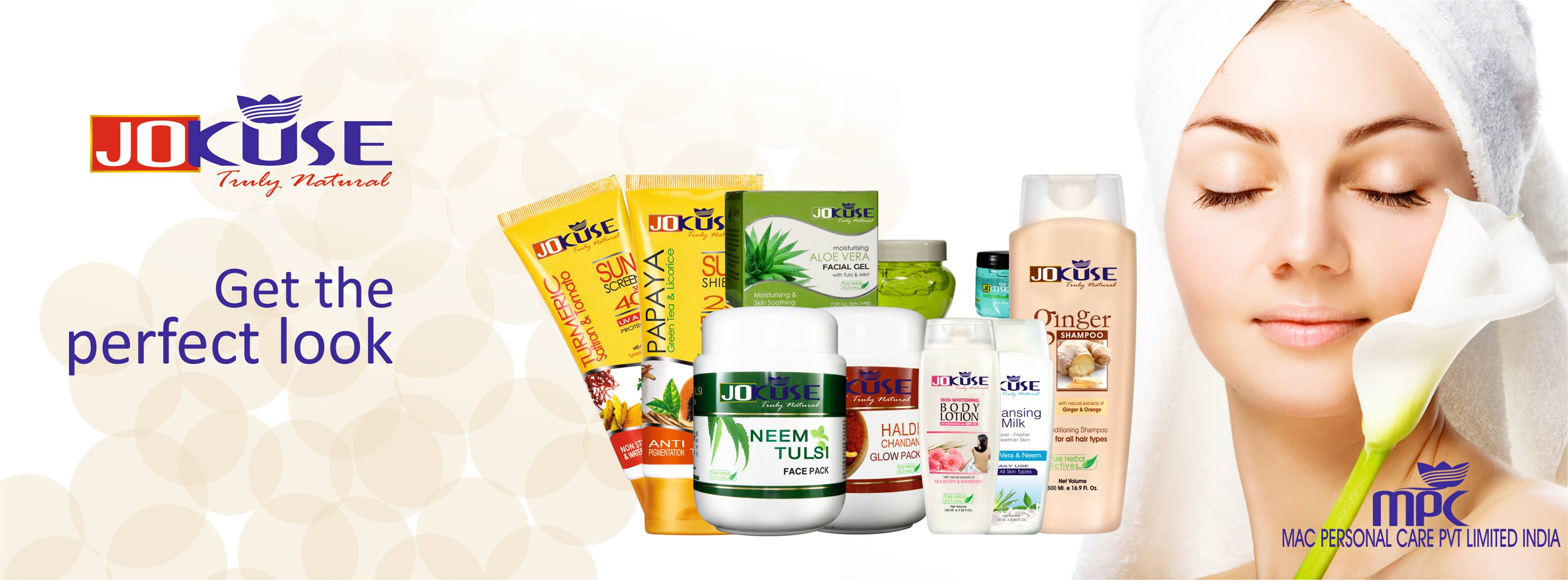 Natural Hair Care product manufacturer