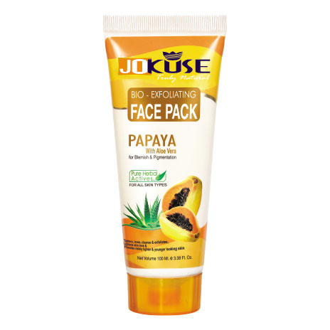 FACE PACK PAPAYA & ALOEVERA