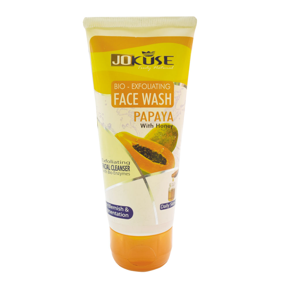 FACE WASH PAPAYA & HONEY