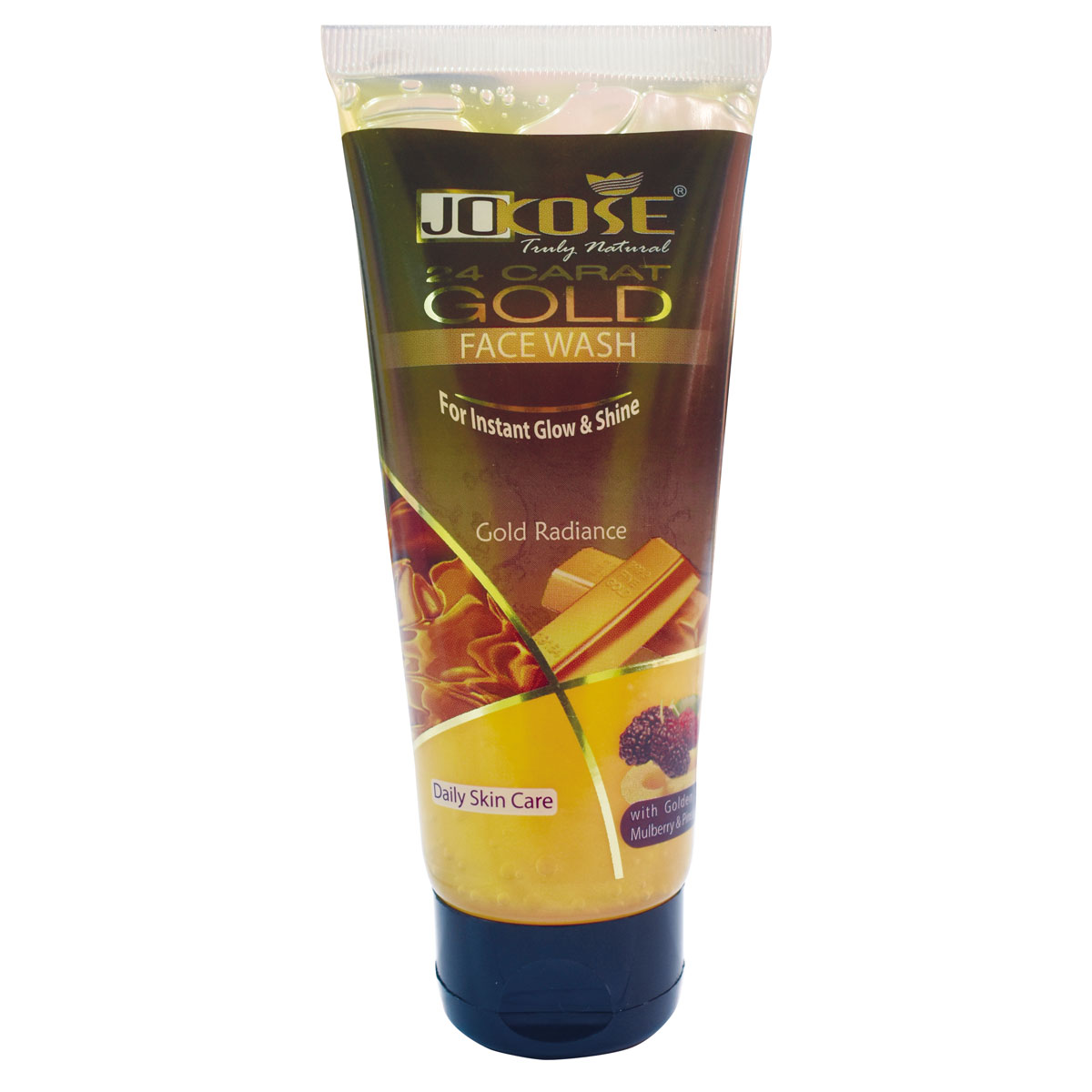 FACE WASH 24 CARATE GOLD