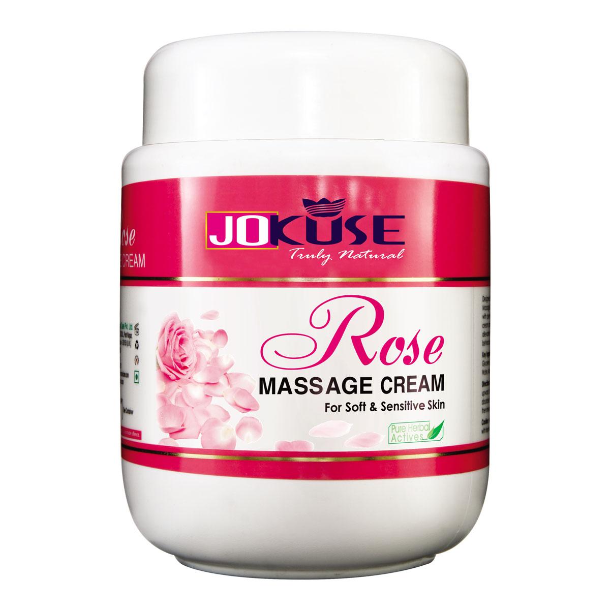 ROSE MASSAGE CREAM