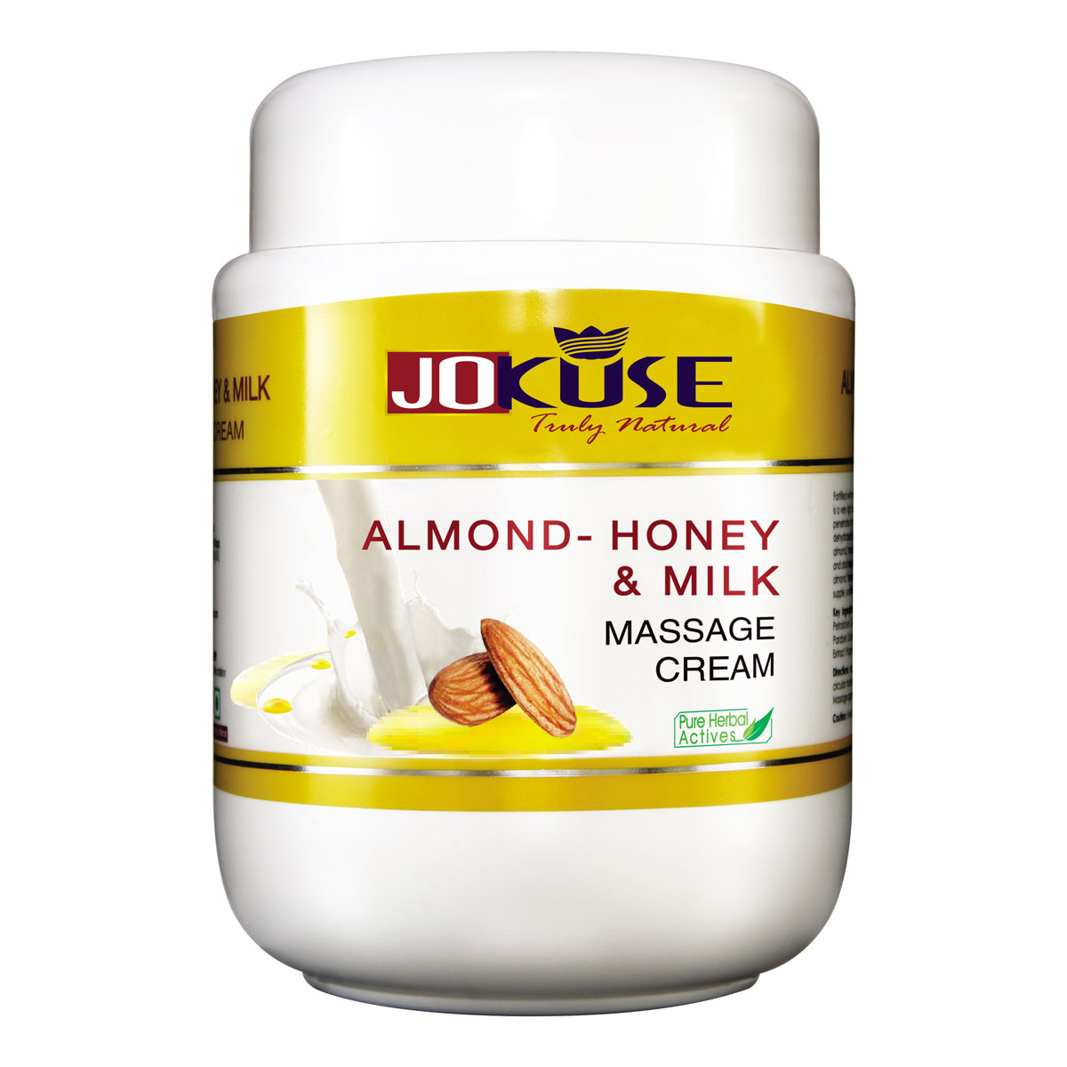 ALMOND HONEY & MILK MASSAGE CREAM